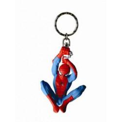 Keychain: Spiderman hanging