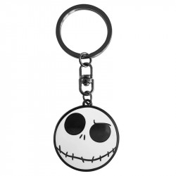 Keychain: The Nightmare before Christmas - Jack's head