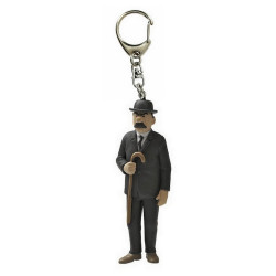 Keychain: Thompson with cane (Mini)