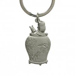 Keychain: Tintin - Chinese Vase