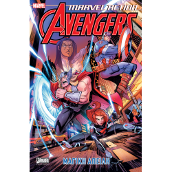 Marvel Action Avengers #2 – Μαγική Απειλή