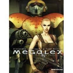 Megalex 01: Η ανωμαλία