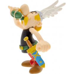 Mini Figure: Asterix drinking Magic Potion
