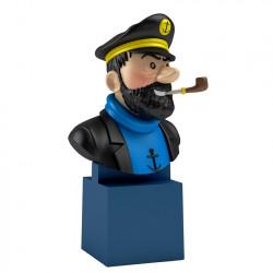 Mini Figure: Bust Captain Haddock