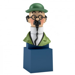 Mini Figure: Bust Professor Calculus
