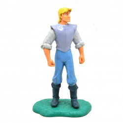 Mini Figure: John Smith