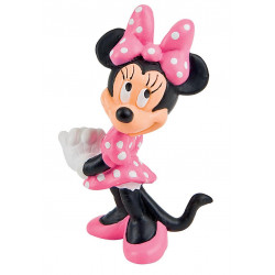 Mini Figure: Minnie Mouse with pink dress