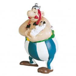 Mini Figure: Obelix with Dogmatix