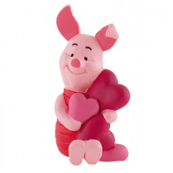 Mini Figure: Piglet with Hearts