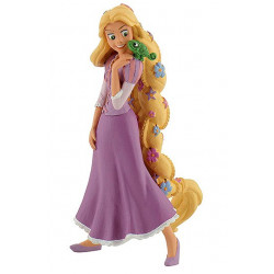 Mini Figure: Rapunzel with Flowers
