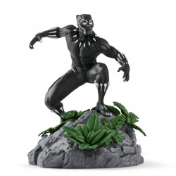 Mini Figure: Schleich's Marvel # 13 - Black Panther