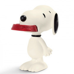 Mini Figure: Snoopy with his Supper Dish