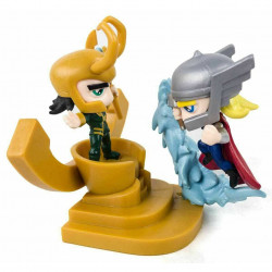 Mini Figure: Thor vs Loki