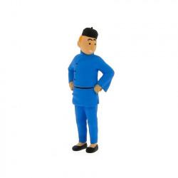 Mini Figure: Tintin Blue Lotus (mini)