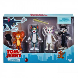 Mini Figure: Tom & Jerry, Toots and Butch