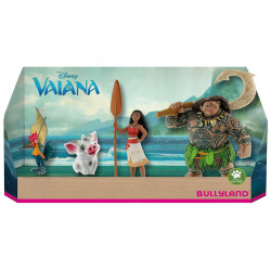 Moana Gift Box with 4 Figures