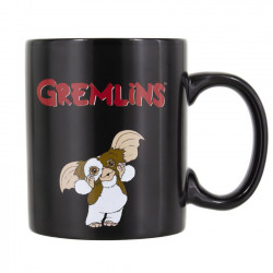 Mug - Heat Change - Gremlins: Gizmo & Logo