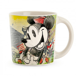 "Mug - Mickey Mouse ""fun color"""