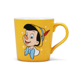 "Mug Pinocchio ""Always let your conscience be your quide"""
