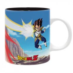 Mug: Dragon Ball Z - Goku VS Vegeta