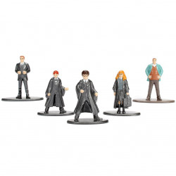 Nano MetalFigs - Harry Potter 5-Pack Wave 1