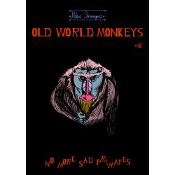 Old World Monkeys #2 - No More Sad Primates