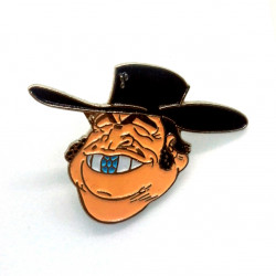 Pins of Lucky Luke Series: Dent-de-Diamant