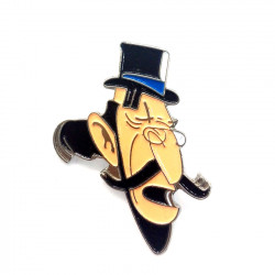 Pins of Lucky Luke Series: Dr Doxey