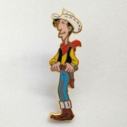 Pins of Lucky Luke Series: Golden Lucky Luke