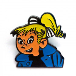 Pins of Spirou and Fantasio series: Seccotine