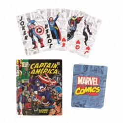 Τράπουλα: Comic Book Playing Cards