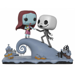 POP! 2-Pack Vinyl Figure: Jack and Sally Under The Moonlight