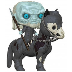 POP! Vinyl Figure - Game of Thrones: White Walker on Horse