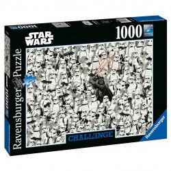 Puzzle: Star Wars - Darth Vader & Stormtroopers