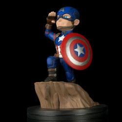 Q-Fig Diorama: Captain America - Civil War