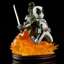 Q-Fig Diorama: Deadpool X-Force Variant LC Exclusive