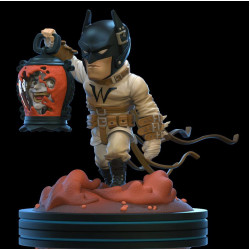 Q-Fig Diorama: Elite Batman: Last Knight On Earth