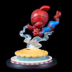 Q-Fig Diorama: Spider-Ham