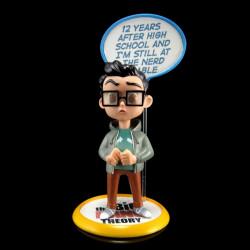 Q-Fig Diorama: The Big Bang Theory - Leonard Hofstadter