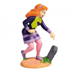 Resin Mini Statue Scooby-Doo: Daphne Blake with gravestone