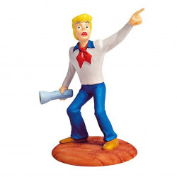 Resin Mini Statue Scooby-Doo: Fred Jones pointing hand