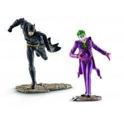 Schleich's DC 2-Pack Batman vs. Joker
