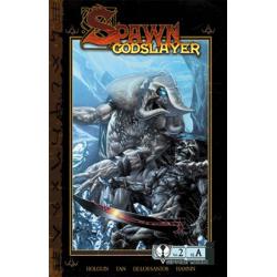 Spawn Godslayer - Τόμος 2 (εξώφυλλο A)