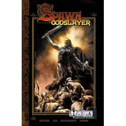 Spawn Godslayer - Τόμος 3 (εξώφυλλο A)