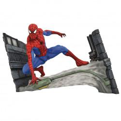 Spider-Man Diorama: Webbing