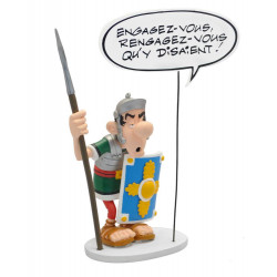 Statue Asterix: Majestix - The Roman Legionary