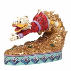 Statue: Scrooge McDuck's Treasure Dive