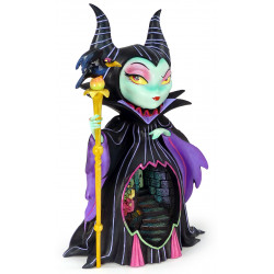 The World of Miss Mindy: Maleficent with Diorama Dress LED Light Up